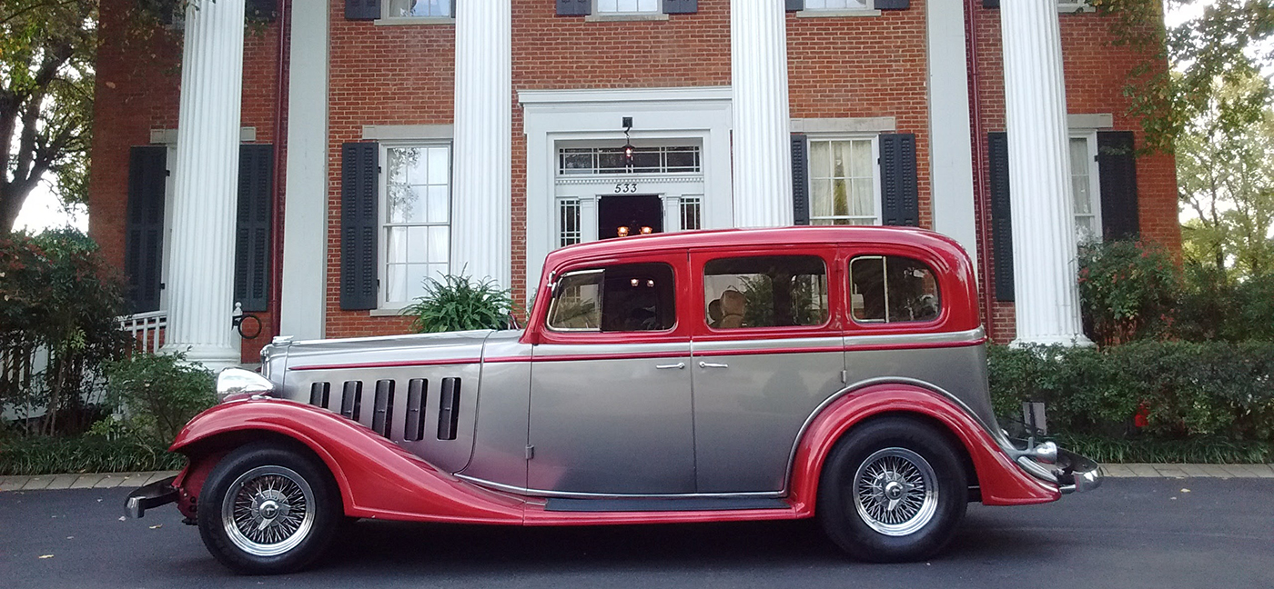 Memphis Wedding Car -